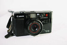 Canon AF35M 35mm Point & Shoot Film Camera No Battery Door