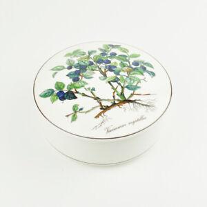 Villeroy & Boch - Deckeldose - Botanica - Vaccinium Myrtillus - Bonbonniere