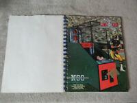 UB QB NSC     arcade game manual