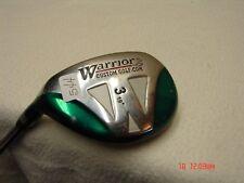 *Warrior 19* #3 Fairway Wood Left Hand Women's/Junior                   #544