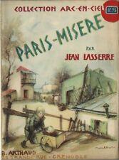 EO 1935 JEAN LASSERE + FRANCISQUE POULBOT + GERMAINE KRULL : PARIS-MISÈRE