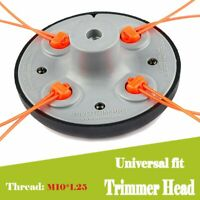 Universal Strimmer Trimmer Head Replacement Gas Electric Weedeater Weed Eater