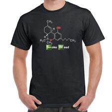 Short Sleeve Solid T-Shirts for Men Breaking Bad