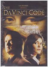 DAVINCI CODE (DVD) NEW