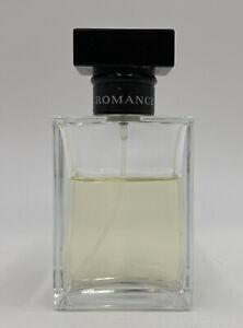 Ralph Lauren Romance Men Eau de Toilette Spray 1.7 oz 50ml 70% Full Discontinued