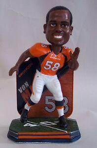 Denver Broncos Von Miller Bobblehead