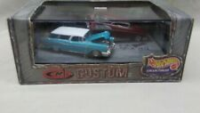 Hot Wheels Cool Classics Customs Series 3 1957 Chevy Nomad 1957 Chevy Funny Car