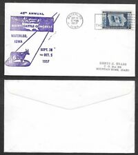 1957 Cover - Waterloo, Iowa - National Dairy Cattle Congress