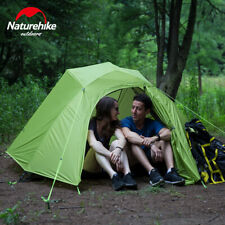Green 1-3 Person Account Upgrade Version Waterproof Ultra Light Double Tent