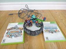 Xbox 360 Skylanders Spyro's Adventure game Portal of Power Bundle Imagintors#P11