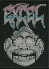 EXCEL-THE JOKE'S ON YOU-WOVEN PATCH-THRASH METAL-CROSSOVER