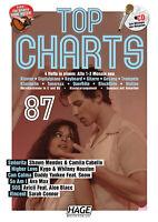 Top Charts 87 mit CD + 1 Bleistift - NEU! - ab sofort lieferbar!