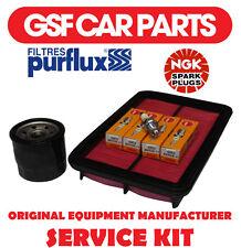 Service Kit Oil Air Filter Filtration S & Spark Plugs Mazda Mx-5 1.8 16V 1.6 16V