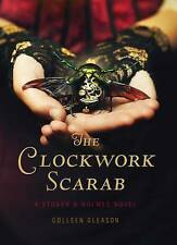 The Clockwork Scarab: A Stoker & Holmes Novel (Stoker & Holmes Novels)-ExLibrary