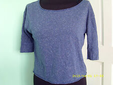 George Crew Neck 3/4 Sleeve Casual Tops & Shirts for Women