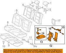 Lexus TOYOTA OEM 2013 ES300h Rear Seat-Armrest 7283033710C2