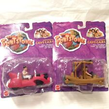 The FlintStones Movie 1993 FRED Cave Cars