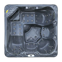 "BRAND NEW LUXURY ""THE BARCELONA"" HOTTUB  WHIRLPOOL 5 SEAT RRP £5999 13AMP BALBOA"