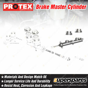 Protex Brake Master Cylinder for Toyota Crown MS65 MS75 MS63 RWD 112KW 2.6L