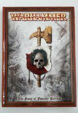 WARHAMMER FANTASY BATTLE hardback rulebook (2006, Games Workshop)