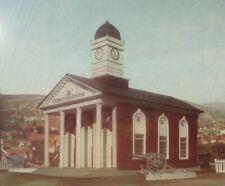 Vintage IHC 805 International Hobby County Court House  HO Train Structure Kit