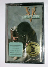 STEVIE RAY VAUGHAN - IN STEP CASSETTE! FACTORY SEALED!