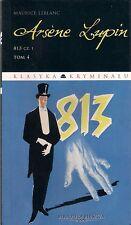 Maurice Leblanc ARSENE LUPIN 813 cz. 1