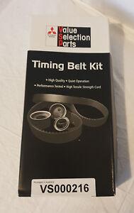 Mitsubishi Genuine Parts VS000216 Timing Belt Kit New for V6 6G72