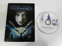 UNDERWORLD EVOLUTION DVD STEELBOOK ENGLISH DEUTSCH - GERMAN EDIT KATE BECKINSALE