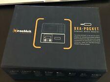 Beachtek DXA-POCKET Compact Audio Adapter - New - Open Box - Blackmagic Cinema
