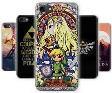 The Legend of Zelda Link Triforce Type Caoutchouc étui pour téléPhone Coque pour