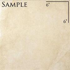 "SAMPLE of 18"" x 18"" REFIN Ceramiche STONE-LEADER BEIGE Floor Italian Tile"
