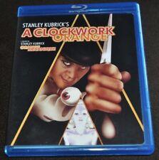 A Clockwork Orange blu ray 1971 / 1999 Region A Eng/Fr/Span/Ger/Ital Audio