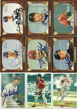 2004 Bowman Heritage LOGAN KENSING Signed Card autograph MARLINS texas a&m aggie