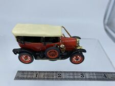 RIO Italy Vintage 1/43 Diecast Model Car #6 1912 Fiat Torpedo Mod. Zero - Lot 8