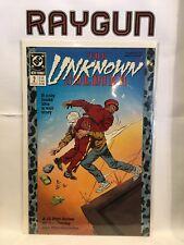 Unknown Soldier (Vol 2) #2 VF NM- 1st Print DC Comics