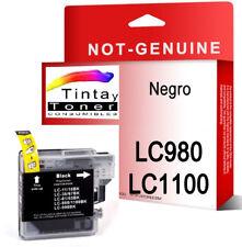 Cartucho de tinta compatible con Brother Dcp145-165 negro