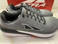 Altra Men's Paradigm 4.5 Road Running Shoe, Gray, 10 NEW