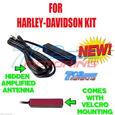 Antenna XX Hidden AMPLIFIED Antenna for HARLEY DAVIDSON Antenna XX 44-UA20 Style