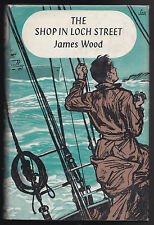James Wood - Shop in Loch Street - 1st/1st 1958 - Thriller, Glasgow, Teddy Boys