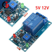 5/12V Relay Sensor Light Control Switch Module Detection Photoresistor Detector