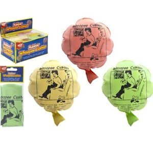 Whoopee Cushion Fart Toy Practical Jokes And Gags Trick Party Bag Filler