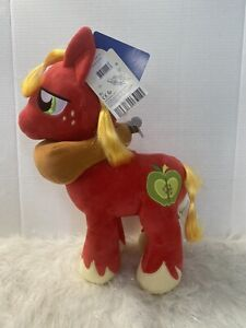 Build a Bear My Little Pony MacIntosh Big Mac MLP Stuffed Plush NWT Tags