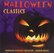 Halloween Classics - Tasmanian So/Andrew Greene (NEW CD)