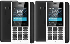 Nokia 150dswhite Cellulare DB 2.4 DualSIM 0.3mp BT GPRS Micro USB Bian