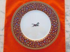 Assiette porcelaine Paris Hermès Cheval d'Orient Garantie authentique