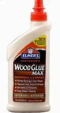 Elmers E7300 Carpenters Wood Glue Max,in/exterior Stainable  8 Oz