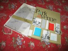 Vintage 3 pair Park Avenue Garter Stockings-Seamless Hosiery Size 9