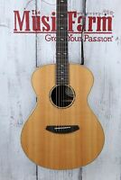 Breedlove USA Custom C20/SRE Concert Body Acoustic Electric Guitar with Case