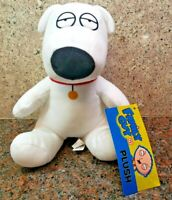 """New Family Guy Dog Brian Griffin Plush Soft Toy Doll TV Cartoon Character 7"""" Fox"""